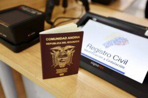 pasaporte Ecuador